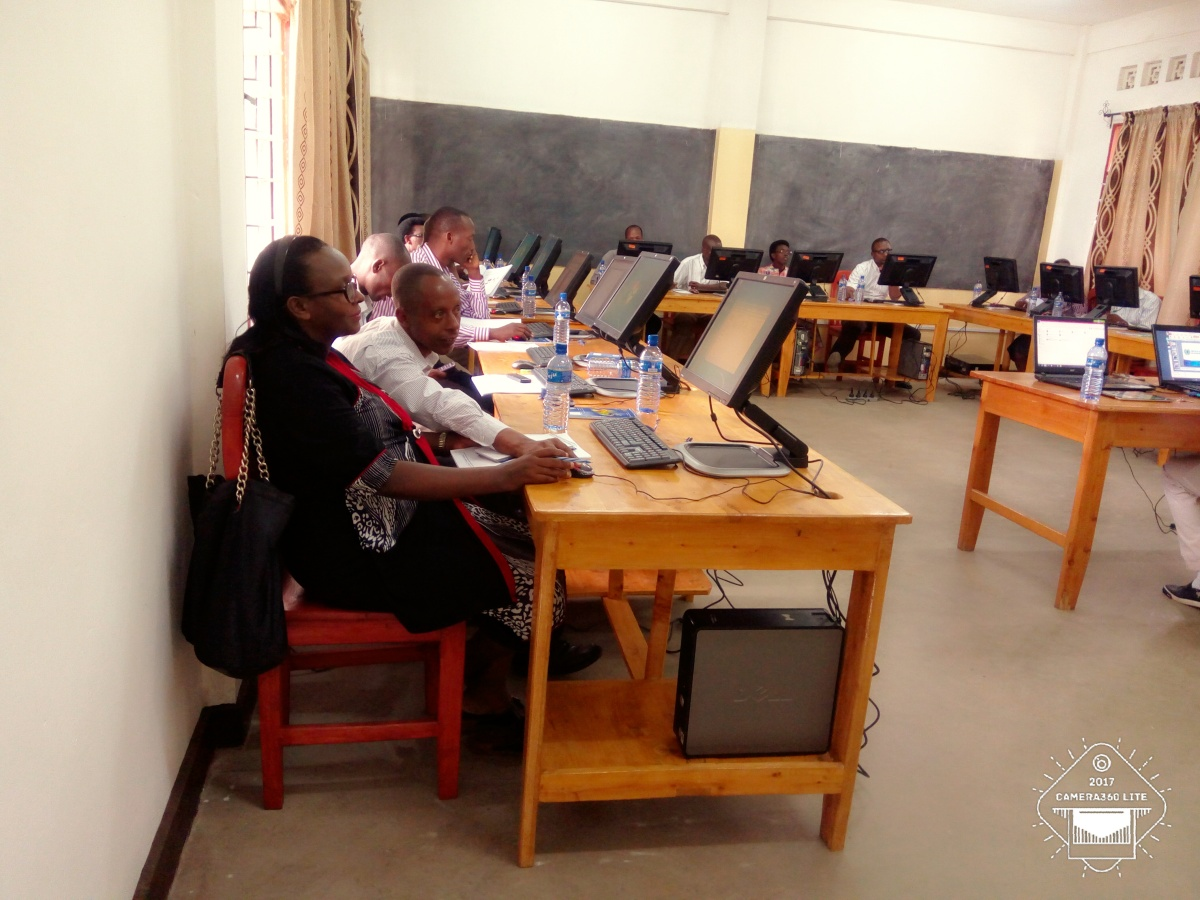 Equalizing the Digital Divide: Computers For Schools in Burundi