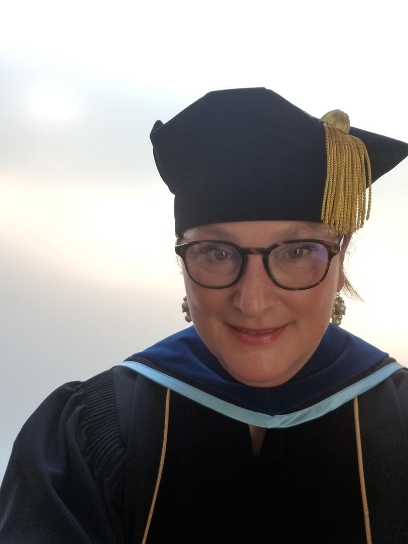 Doctor Jasmin Cowin Headshot