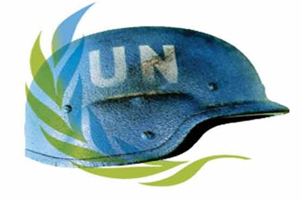 The Blue Helmets and the United Nations – A presentation for the Rotary Club of New York United Nations International Breakfast Meetings
