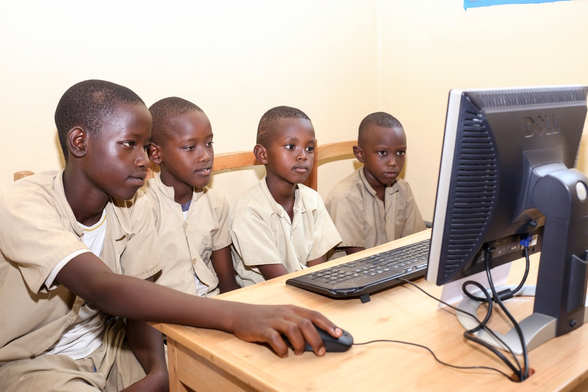 Access and Equity: Computers for Schools Burundi
