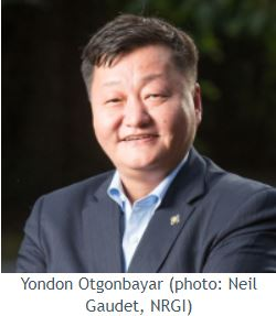 The Rotary Club of New York United Nations International Breakfast Meetings present: Ambassador Otgonbayar Yondon – Ambassador of the Mongolian Republic