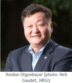 The Rotary Club of New York United Nations International Breakfast Meetings present: Ambassador Otgonbayar Yondon – Ambassador of the MongolianRepublic