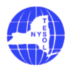 "NYS TESOL Journal published Dr. Cowin's ""Simulation-Based Learning Environment: A Training Tool for TESOL Teacher Candidates"""