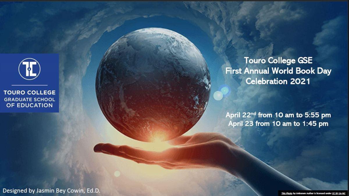 Touro College Graduate School of Education announces World Book Day Participation2021